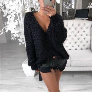 Sweaters - FAB Black Sweater